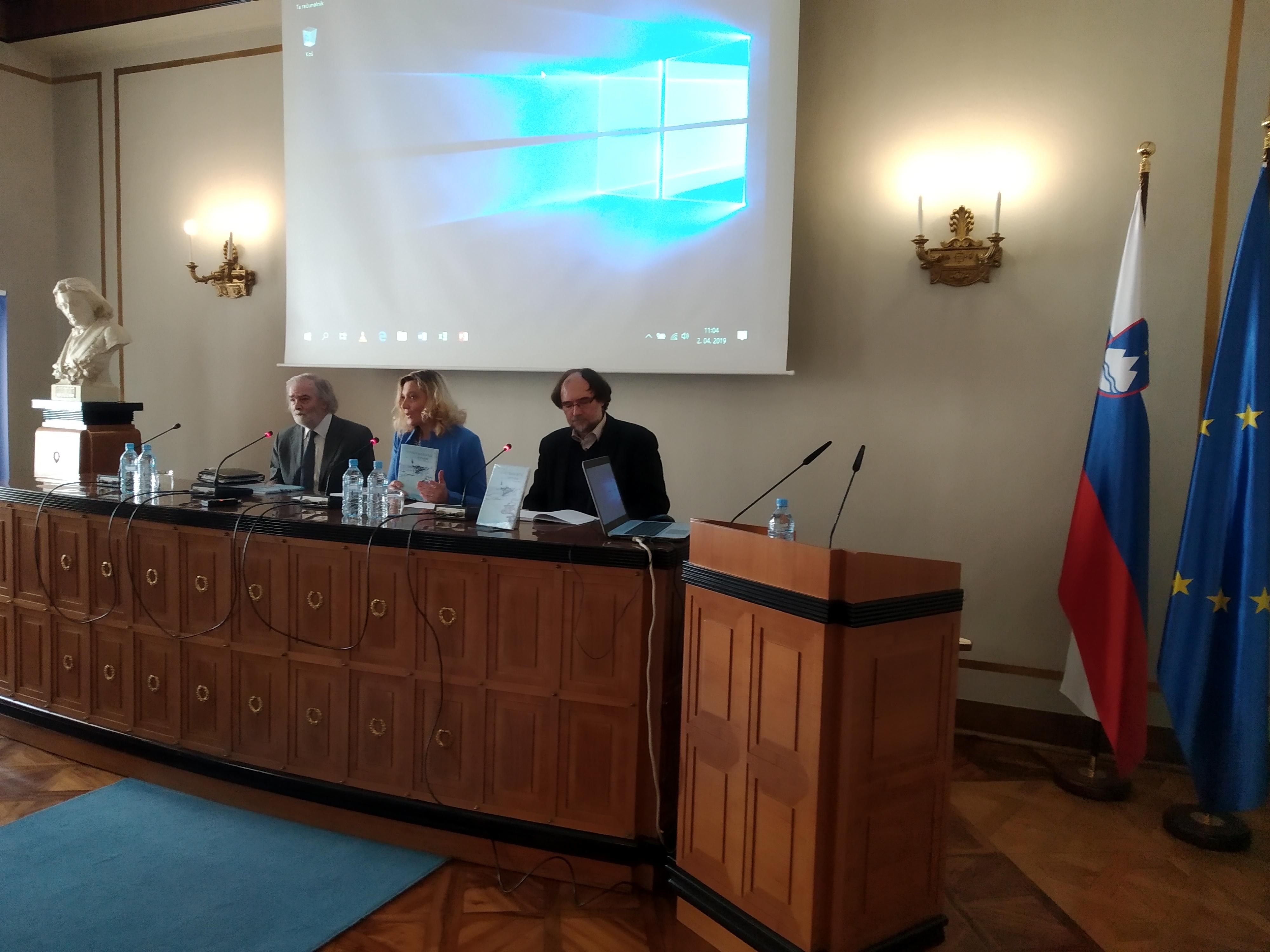 Predstavitev pesniške zbirke Tonka Maroevića