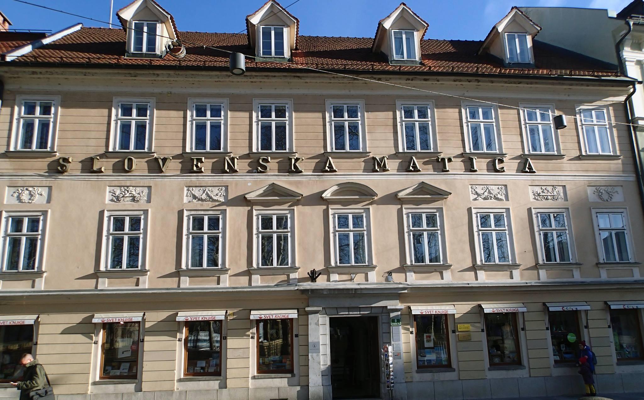 155 let Slovenske matice in njene knjižne smernice danes