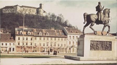Predavanje dr. Damirja Globočnika  Spomenik kralju Aleksandru I. v Ljubljani