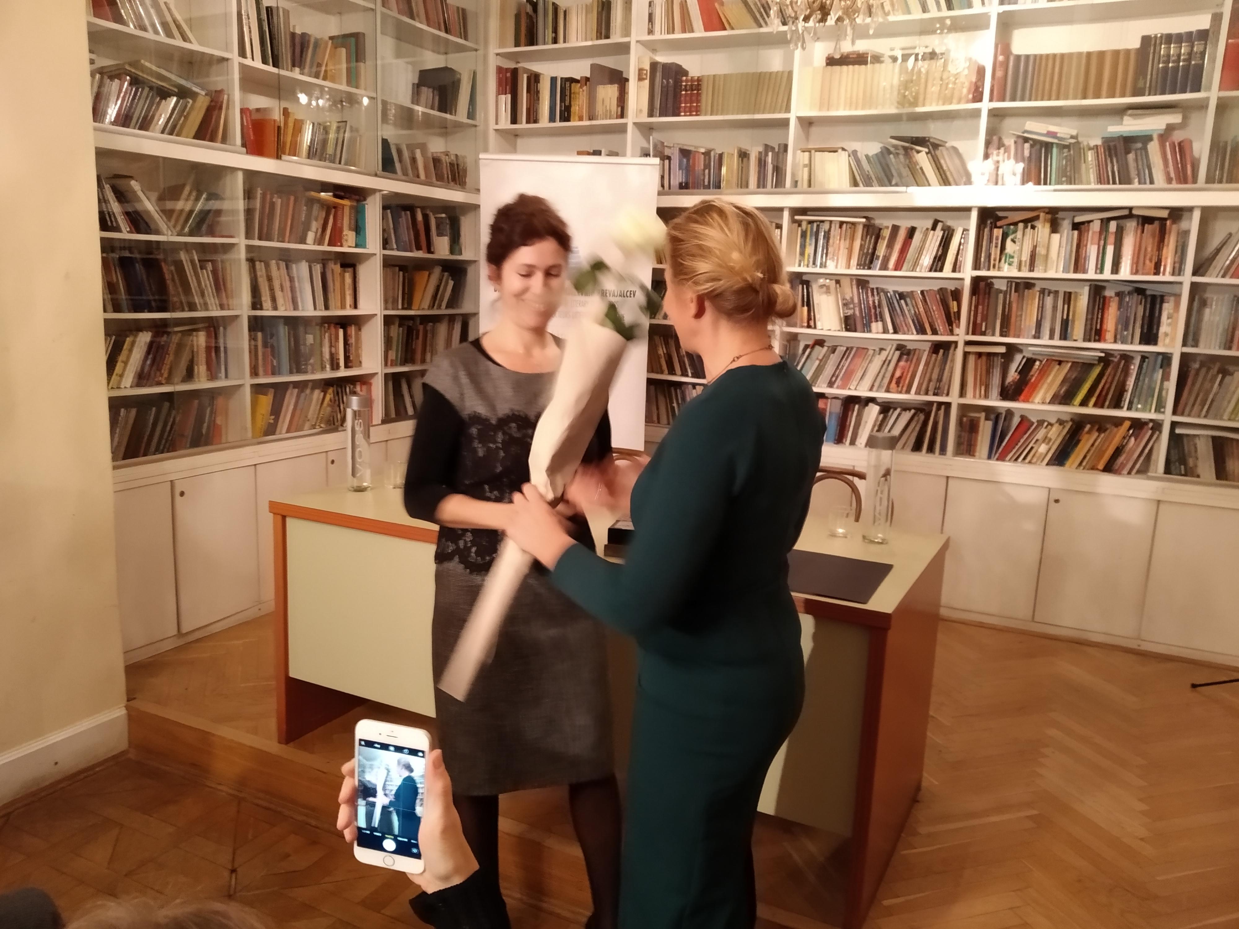 Podelitev Jermanove nagrade