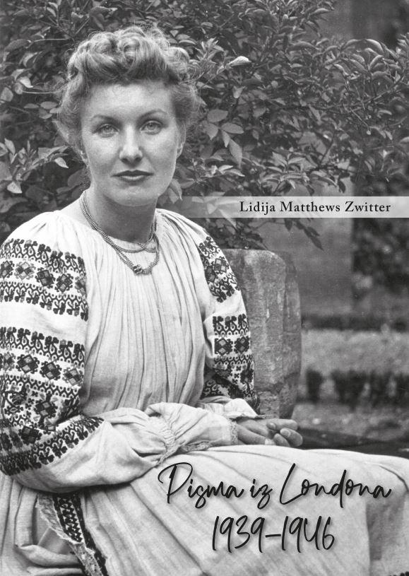Predstavitev knjige Pisma iz Londona Lidije Matthews Zwitter